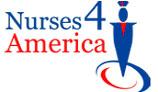 Nurses 4 America Logo